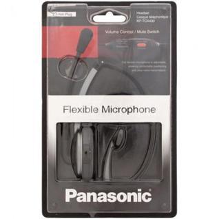Гарнитура Panasonic RP-TCA430E-S