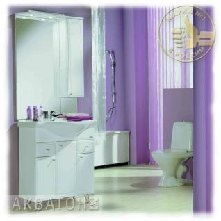 Мебель Акватон Майами 75 для ванной комнаты 1042-01
