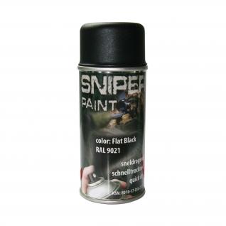 "Made in Germany Спрей-краска ""Снайпер"", цвет черный"