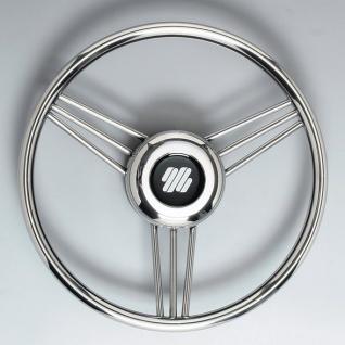 Ultraflex Рулевое колесо из нержавеющей стали Ultraflex V27 40643X