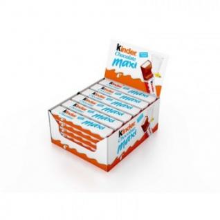 Шоколад Kinder Maxi 36штх21г