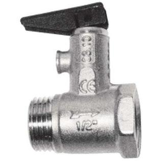 Клапан предохранительный для бойлера с руч ITAP 1/2'' вн/нар 8,5 бар 367