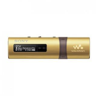 Плеер MP3 SONY NWZ-B183F золотой