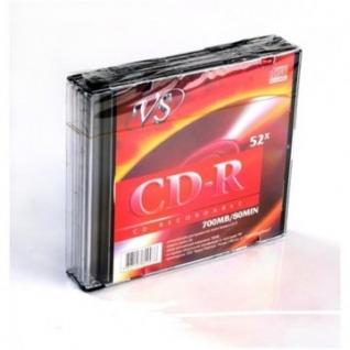 Носители информации VS CD-R 700MB 52x SL/5