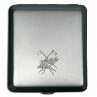 Made in Germany Портсигар с эмблемой подразделений дальней разведки