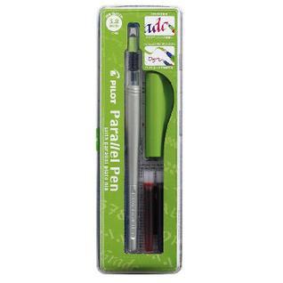 Ручка перьевая для каллиграфии PILOT Parallel Pen, 3,8 мм FP3-38-SS