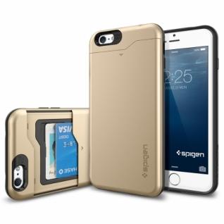 Чехол для iPhone 6 Plus SGP Slim Armor CS, цвет Champagne Gold (SGP10913)