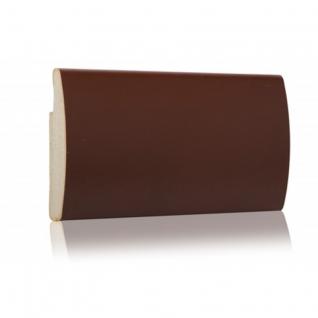 Декоративный профиль кожаный ЭЛЕГАНТ 70 мм (красный, черный, белый, коричневый)
