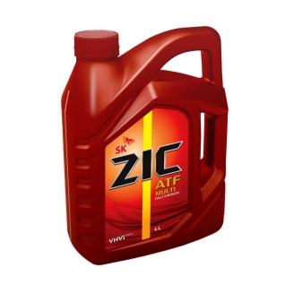 Трансмиссионное масло ZIC ATF Multi 4л