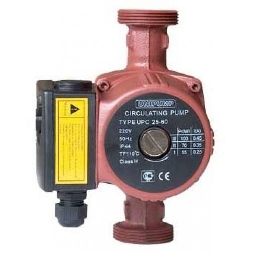 UNIPUMP UPC 32-60 180 (8) Насос циркуляционный отопления с накидными гайками UNIPUMP 6794825 1