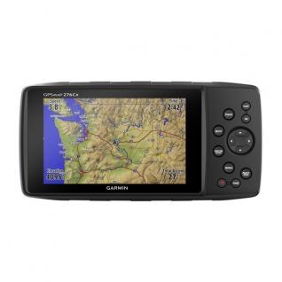 Универсальный навигатор Garmin GPSMAP 276Cx Garmin