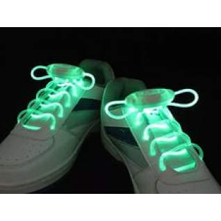 Шнурки светящиеся
