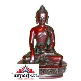 Статуя Будда Медицины 13 см. керамика