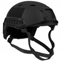MFH Шлем парашютиста, США, FAST черного цвета