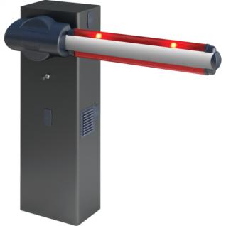 Шлагбаум автоматический BFT MOOVI 30 (овальная стрела)
