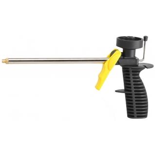 Пистолет для монтажной пены, STAYER пластмассовый корпус STAYER
