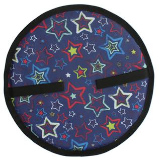 Ледянка Hubster звезды синие (50см)