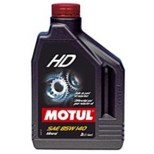 Трансмиссионное масло MOTUL HD GL 4/5 85w-140 2л