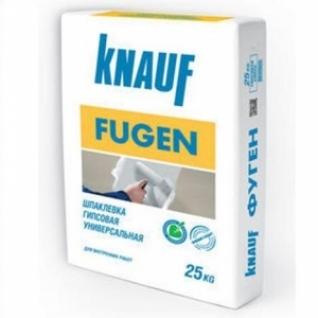 Шпаклевка Кнауф Фуген для швов ГКЛ /25,0 кг/ (40 шт на поддоне)