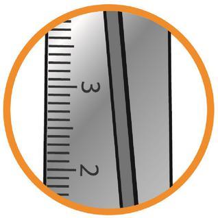 Ножницы детские MAPED ESSENTIALS 13 см, ручки симметричные в блистере
