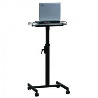 Столик проекционный Digis table Uno, передвижной с полкой