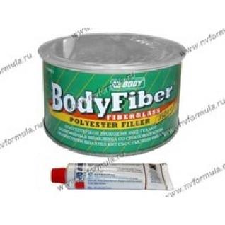 Шпатлевка Body Fiber GLASS 0,75 кг