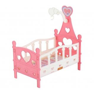 Кроватка для кукол сборная №3 Полесье