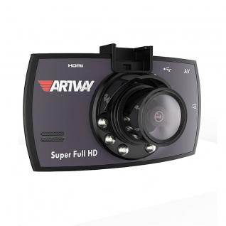 Видеорегистратор Artway AV-700 Artway 700 ARTWAY