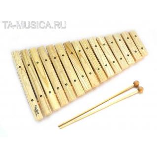 Ксилофон деревянный диатонический