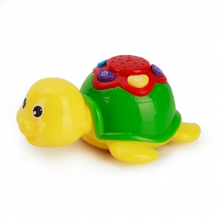 """Интерактивная игрушка-ночник """"Черепашка"""" (свет, звук) Умка"""