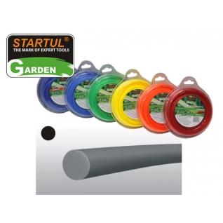 Леска ф2,4 мм х 44м круглое сечение STARTUL GARDEN (ST6054-24) STARTUL