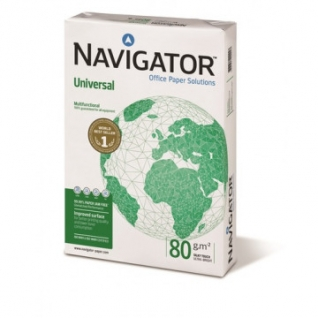 Бумага для ОфТех Navigator Universal (А4,80г,169%CIE) пачка 500л.