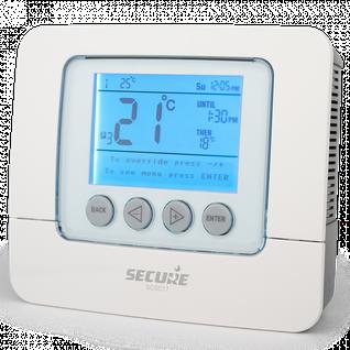Настенный семидневный термостат SCS C17 SEC_SCSC17 Z-WAVE.ME