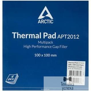 No Name Термопрокладка Thermal pad Basic100x100 mm/ t:0.5 Pack of 4 (ACTPD00020A)