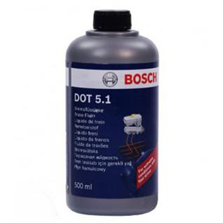 Тормозная жидкость Bosch DOT 5.1 0.5л