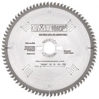 Диск пильный по цветным металлами и ламинированным панелям CMT 297.081.10M