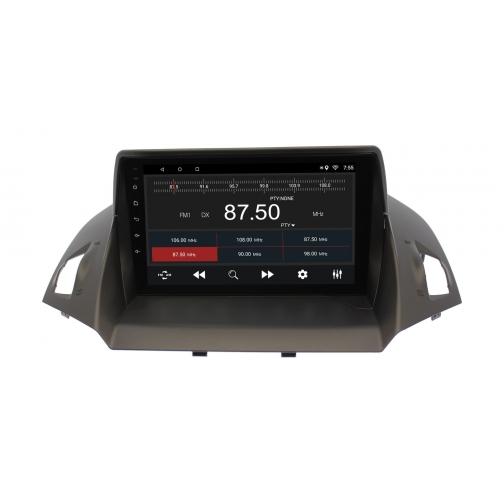 Штатная магнитола для Ford Kuga II 2013-2017 Wide Media MT9028MF Android 6.0.1 36994976 8