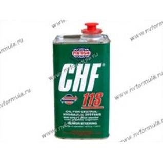 Жидкость ГУР Pentosin CHF 11S 1л зеленая