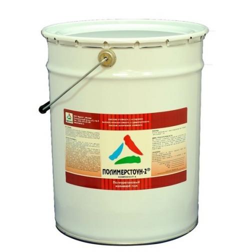 «Полимерстоун-2» — полиуретановый наливной пол, двухкомпонентное полиуретановое покрытие для пола. 8986 1