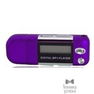 Perfeo Perfeo цифровой аудио плеер Music Strong 8 Gb, голубой (VI-M010-8GB Blue)
