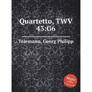 Квартет, TWV 43:G6