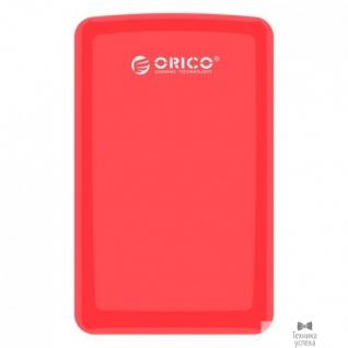 Orico ORICO 2579S3-RD Контейнер для HDD (красный)