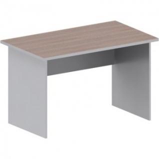 Мебель Easy St Стол 904003 т.дуб/серый (570) Ш1200