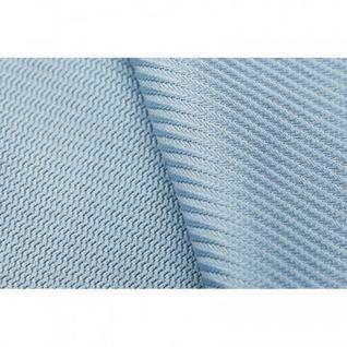 Салфетка хозяйственная Luscan д/стекол и зерк микрофиб 230г 30х30см голубая
