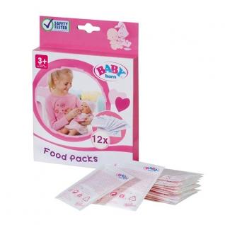 Детское питание Zapf Creation Zapf Creation Baby born 779-170 Бэби Борн Детское питание (12 пакетиков)