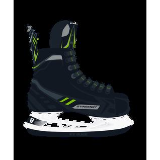 Коньки хоккейные Ice Blade Synergy размер 42