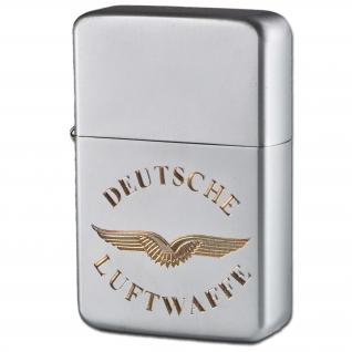 Made in Germany Зажигалка Z-Plus газовая с эмблемой ВВС Германии