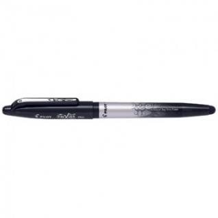 Ручка гелевая PILOT BL-FRO7 Frixion Pro резин.манжет. 0,35мм черный