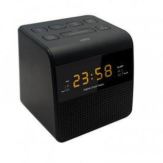 Радиобудильник HARPER HRCB-7750 amber led