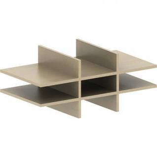 Мебель IN Рондо Полка Соты для шкафов 05Р051береза
